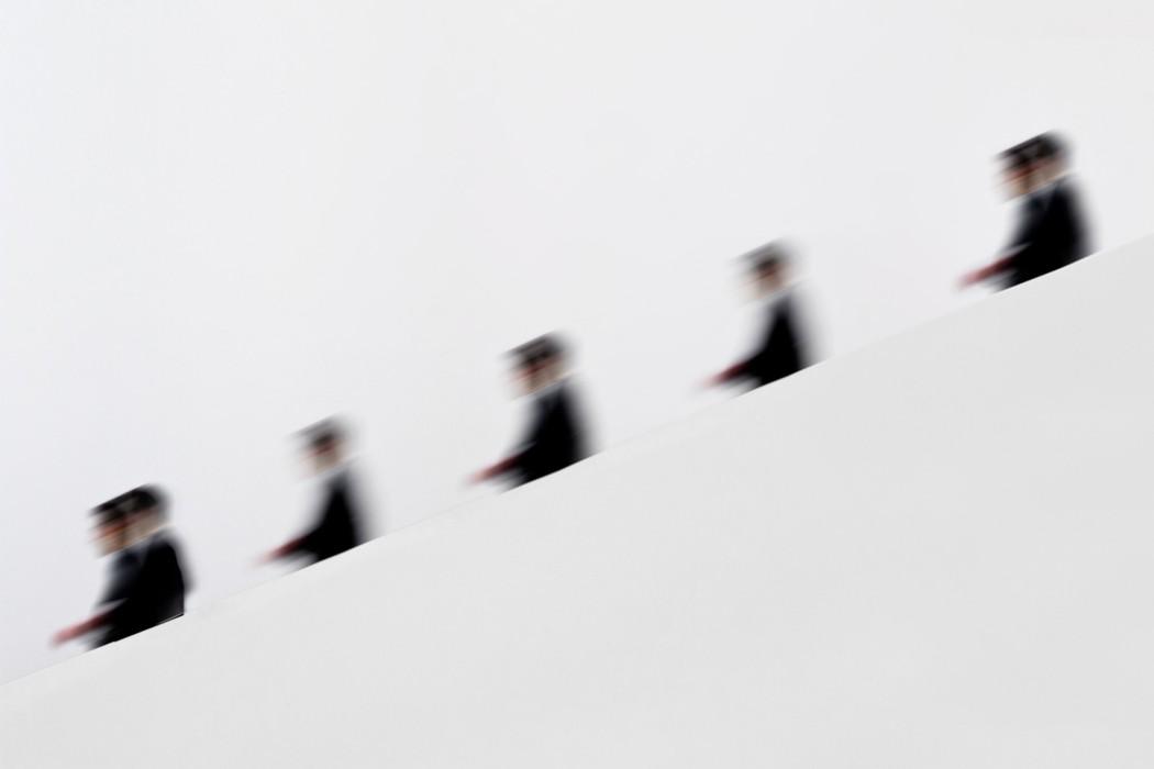 men walking Christian Beirle González