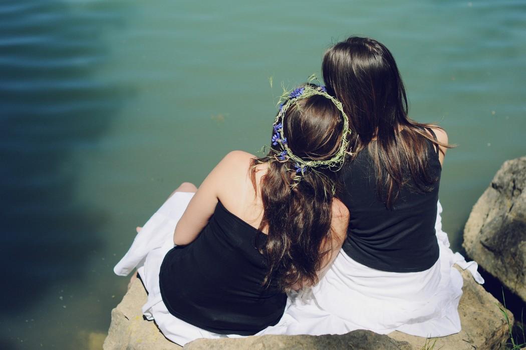 friends Anaïs Nannini