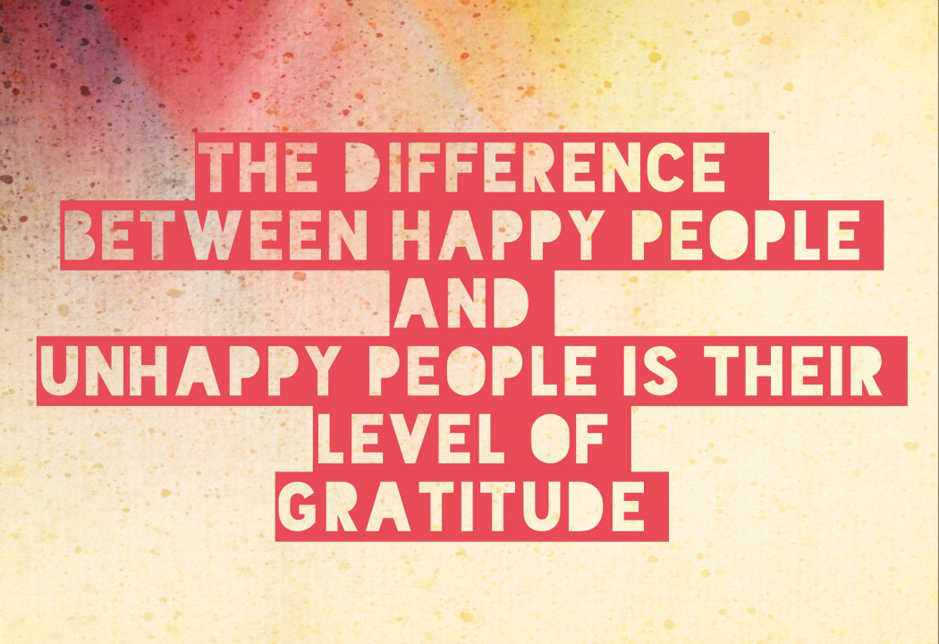 difference between happy and unhappy people - JustMyTypeMag