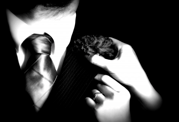 suit tie practicalowl