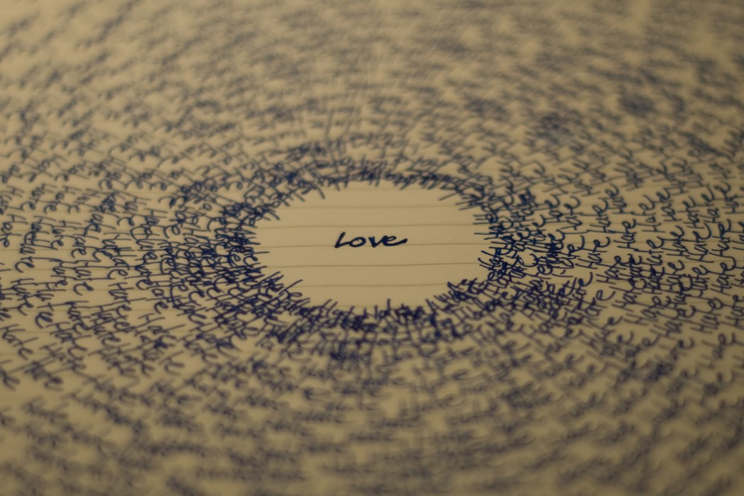 love in letters http-www.flickr.comphotosabhi_ryan