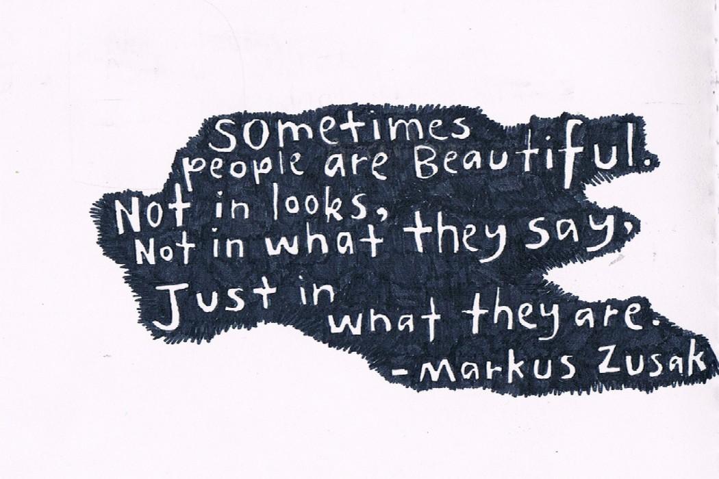 markus zusak quote