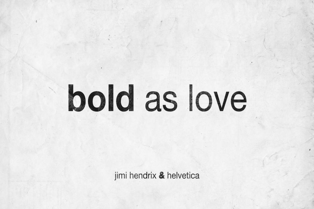 bold as love Ernesto Lago