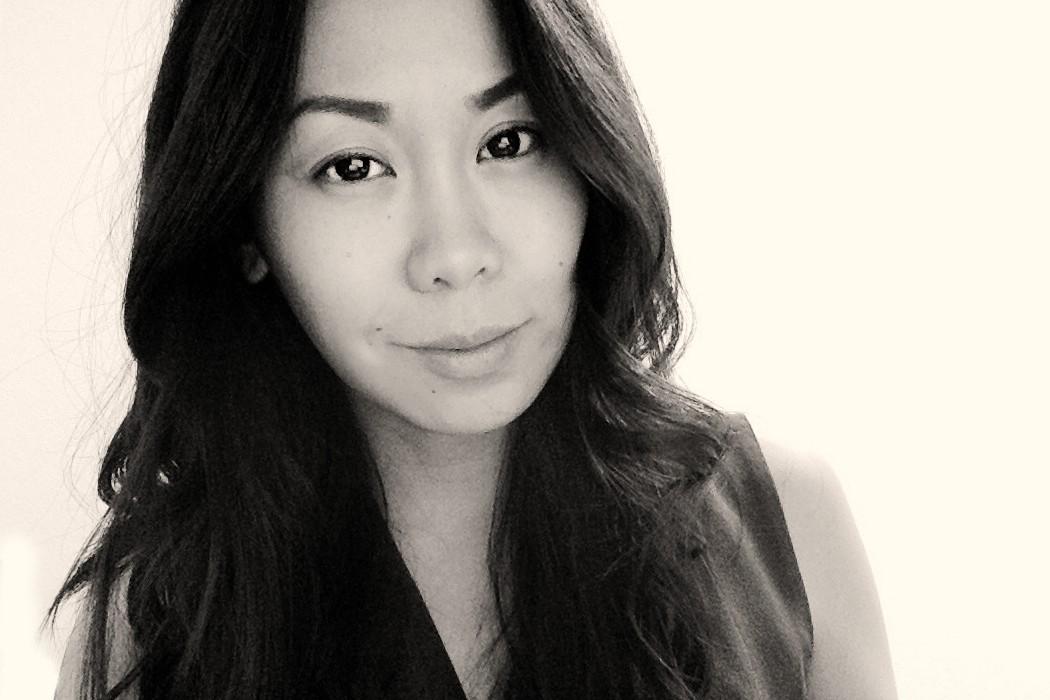 Amy Chan no make up