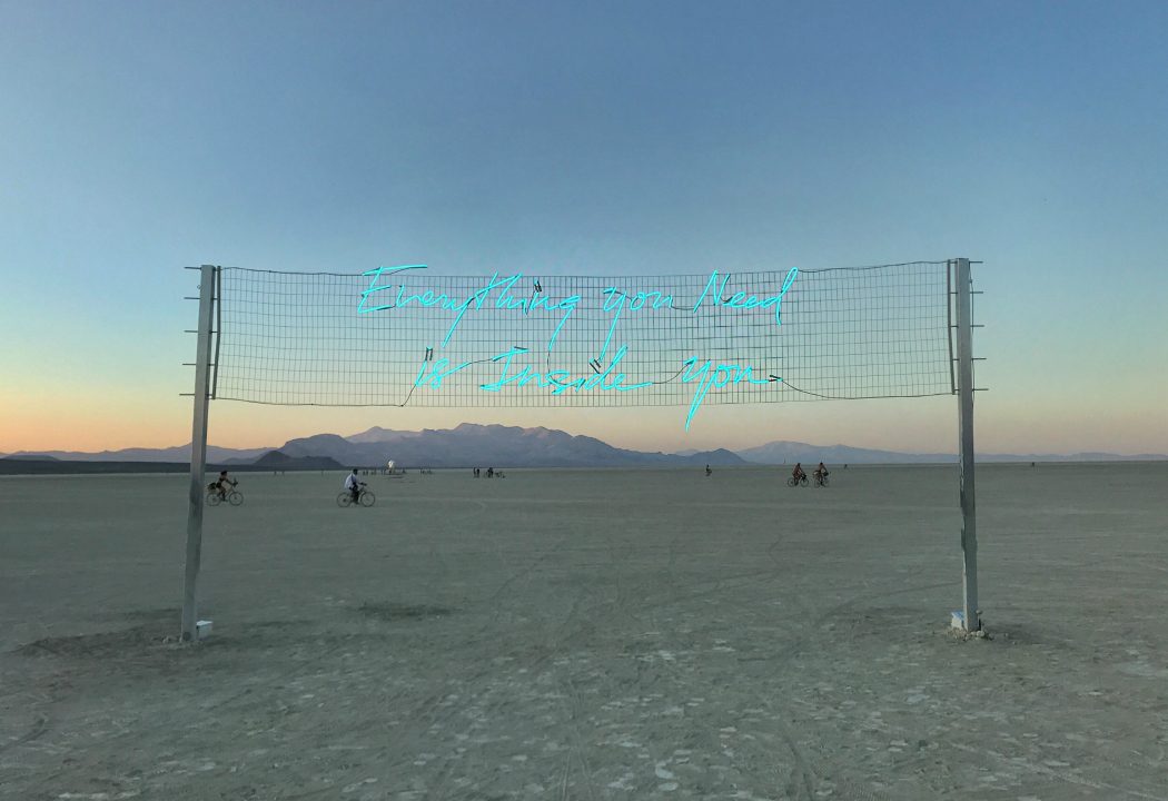 I Didn't Transform at Burning Man, But I Did Learn This - JustMyTypeMag
